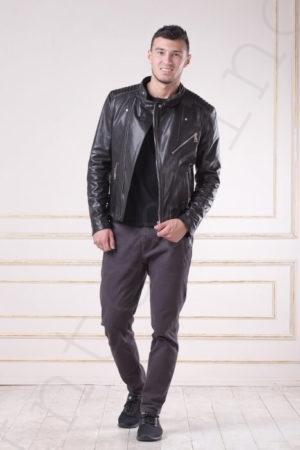 Куртка мужская 23-2016 спереди