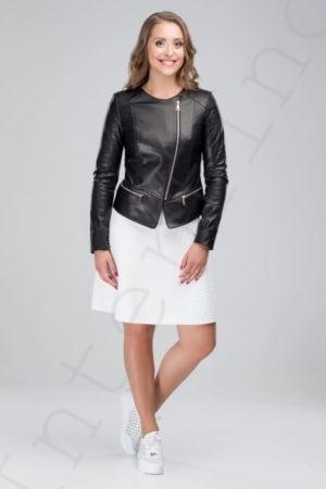 Куртка женская 23-2018 черная