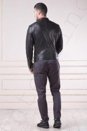 Куртка мужская 23-2016 сзади