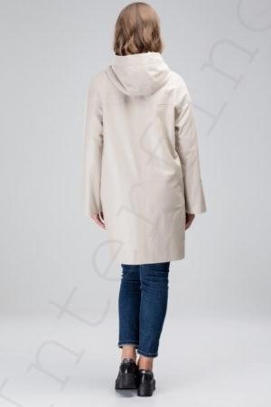 Пальто женское 31-2018 сзади