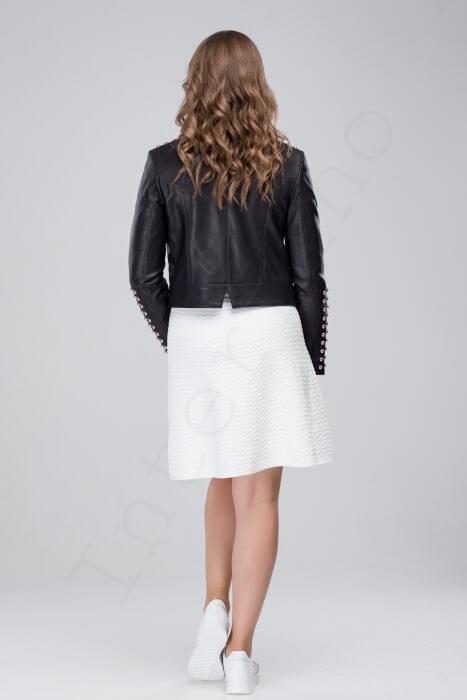 Куртка женская 50-2018 сзади