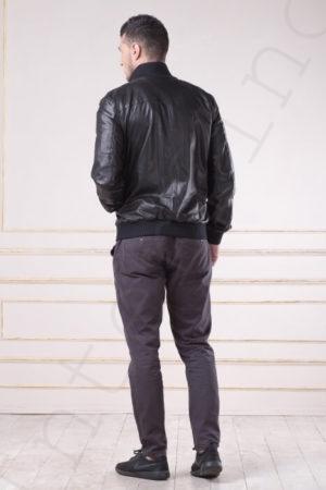 Куртка мужская 19-2010 сзади