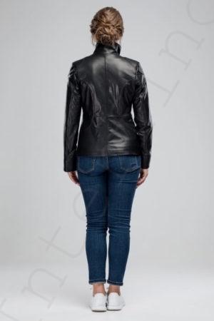 Куртка женская 32-2010 сзади