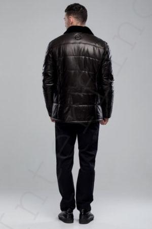 Куртка мужская 03-2019 вид сзади