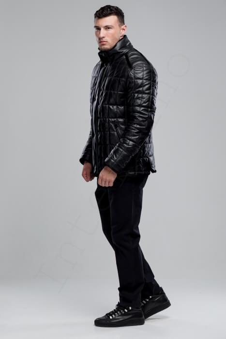 Куртка мужская 104-2014 сбоку