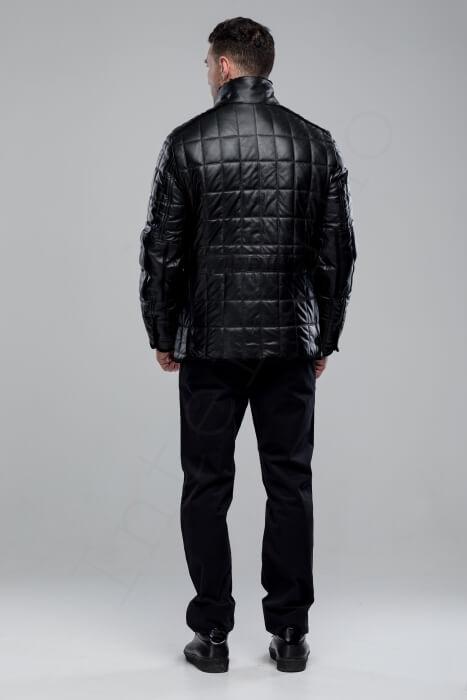 Куртка мужская 104-2014 сзади