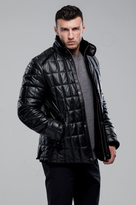Куртка мужская 104-2014 крупным планом