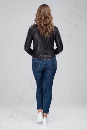 Куртка женская 20-2015 сзади