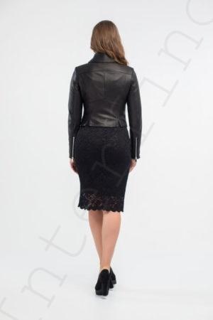 Куртка женская 63-2015 сзади