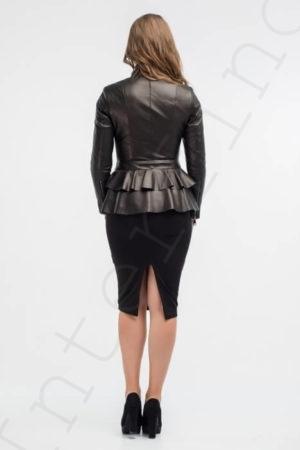 Куртка женская 139-2016 сзади