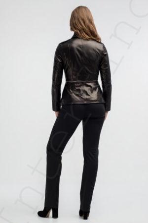 Куртка женская 22-2018 сзади