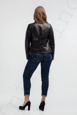 Куртка женская 69-2015 сзади