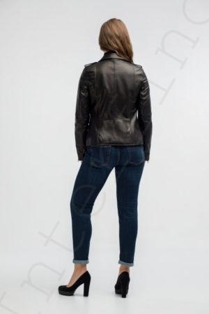 Куртка женская 28-2015 удлиненная сзади