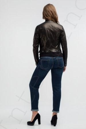 Куртка женская 51-2015 сзади