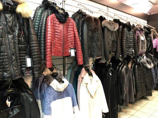 Интерьер магазина InterFino в ТЦ «Панорама», Могилев